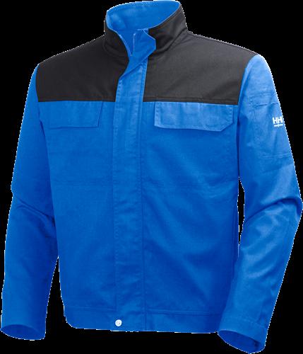 Helly Hansen 76167 Sheffield Jacket-S-Kobalt/Zwart