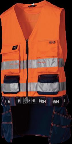 Helly Hansen 76170 Bridgewater Vest-Oranje-XS