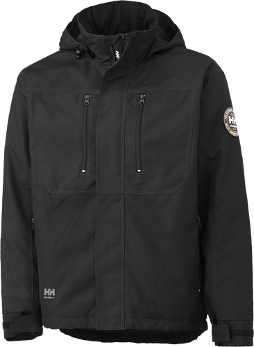 Helly Hansen 76201 Berg Jacket-Zwart-XS