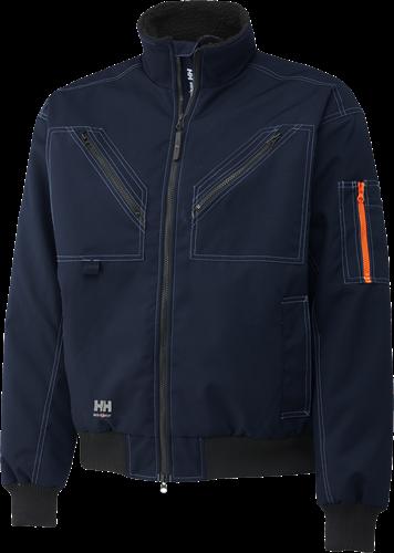 Helly Hansen 76211 Bergholm Jacket-XS-Marine