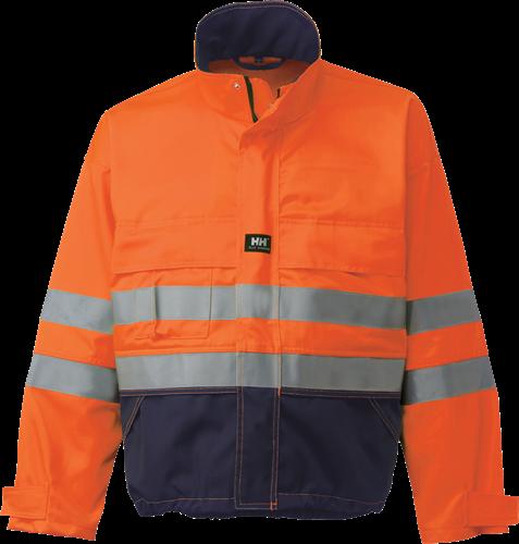 Helly Hansen 76271 Bridgewater Jacket-Oranje-XS