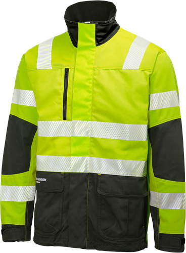 Helly Hansen 76275 York Jacket-Geel-XS