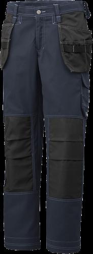 Helly Hansen 76423 West Ham Constr Pants-D96-Marine/Houtskool
