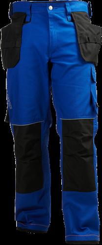 Helly Hansen 76441 Chelsea Constr Pants-D96-Kobalt/Zwart