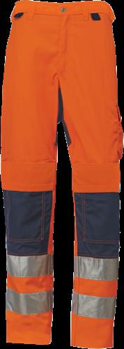 Helly Hansen 76490 Bridgewater Servc Pants-Oranje-D96