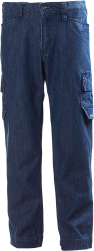 Helly Hansen 76566 Durham Jeans-D88-Marineblauw