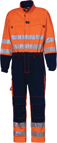 Helly Hansen 76670 Bridgewater Suit-Oranje-44