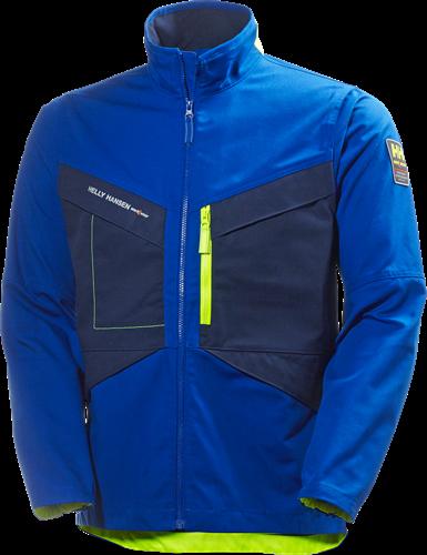 Helly Hansen 77200 Aker Jacket-S-Kobalt
