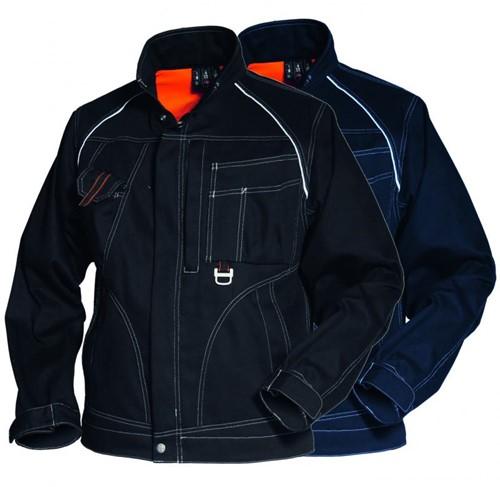 Tranemo Werkjas 773015-Zwart-XS