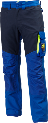 Helly Hansen 77400 Aker Work Pants-D88-Kobalt