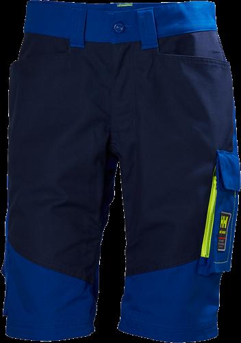 Helly Hansen 77402 Aker Work Shorts-44-Kobalt