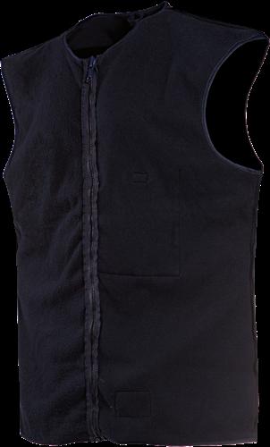 Sioen Molenbaix Vlamvertragende Fleece voering-S-Marineblauw