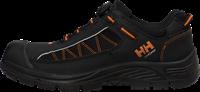 Helly Hansen 78211 Alna Mesh Boa WW S3 - Zwart/Oranje-1