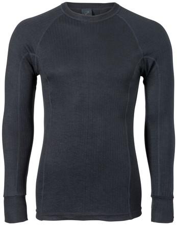 Havep Basic Thermohemd lange mouw-Zwart-ES