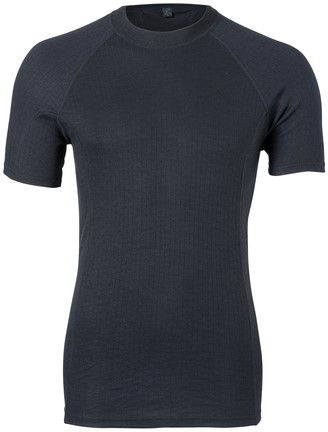 Havep Basic Thermohemd korte mouw-Zwart-XXL
