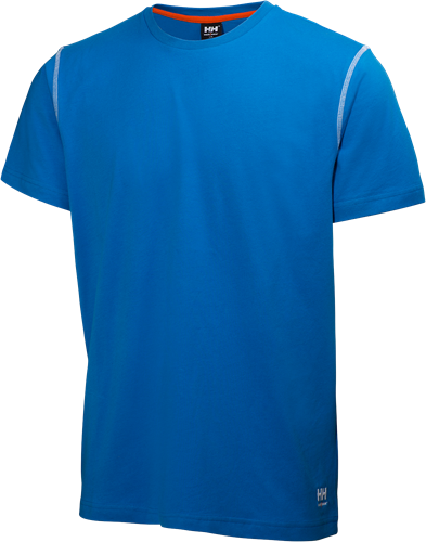 Helly Hansen 79024 Oxford T-Shirt-Blauw-S
