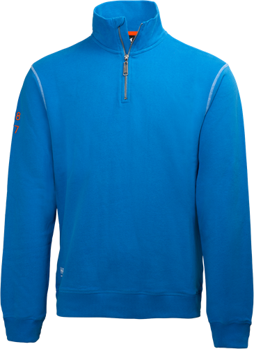 Helly Hansen 79027 Oxford HZ Sweater-Blauw-S