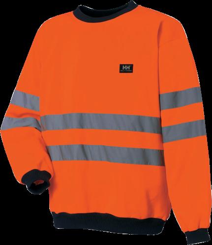 Helly Hansen 79130 Mildenhall Sweater-Oranje-XS