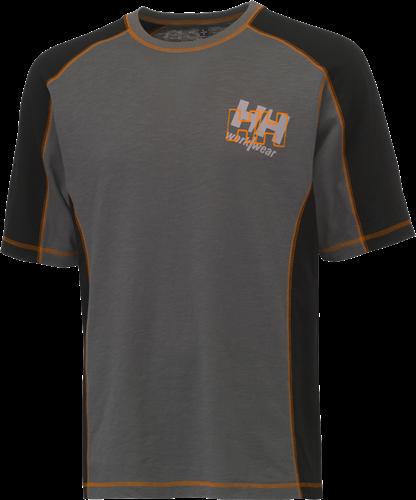 Helly Hansen 79135 Chelsea T-Shirt-S-Donkergrijs