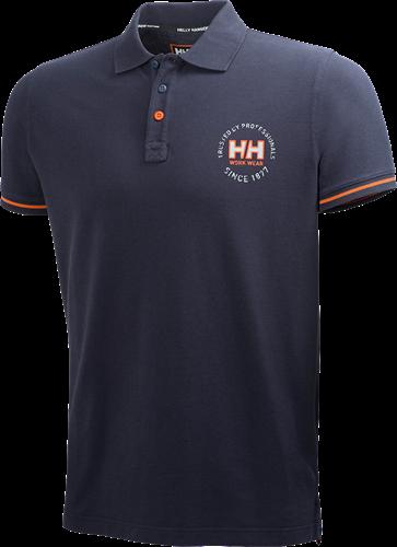 Helly Hansen 79251 Oslo Polo Shirt-S-Marine