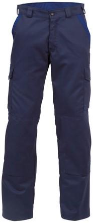 Havep 4seasons Werkbroek-Marineblauw/Korenblauw-H46