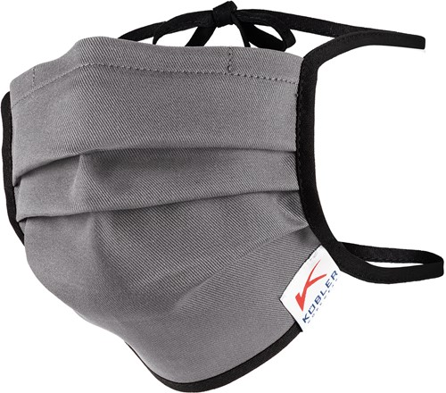 Kübler Mond/Neus Masker met strik verbinding - per 10 stuks