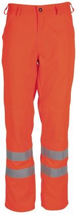 Havep High Visibility Werkbroek-Fluo Oranje-H46
