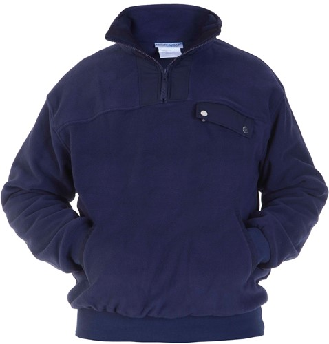 Hydrowear Toronto Fleecesweater - Navy-S