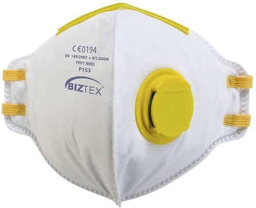 Portwest P153 FFP1 Valved Respirator (20 stuks)