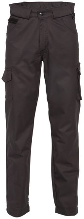 Havep Worker Werkbroek-H46-Charcoal grey/zwart