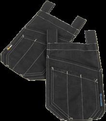 Made To Match Cordura spijkerzakken (set van 2 stuks)