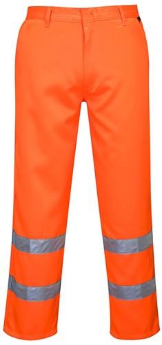 Portwest E041 Hi-Vis P/C Trouser