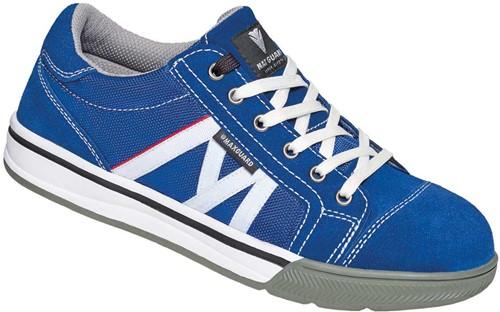 Maxguard S030 Sinclair Sneaker S1P Blauw