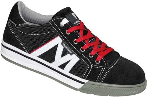 Maxguard S031 Skinner Sneaker S1P Zwart
