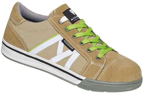 Maxguard S032 Simpson Sneaker S1P Beige