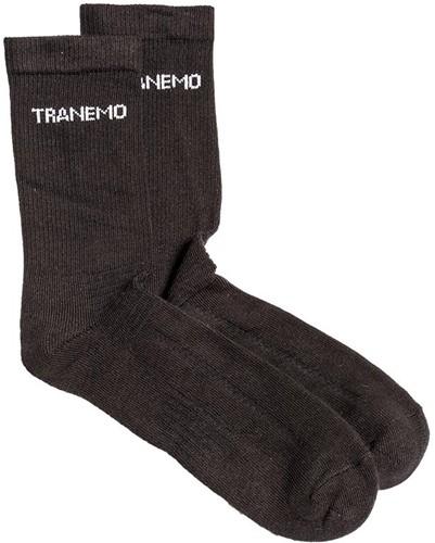 Tranemo Sokken 901100-Zwart-39/42