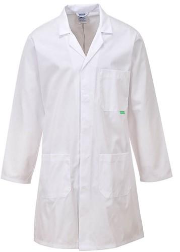 Portwest M852 Anti-Microbial Lab Coat