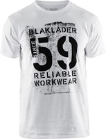 Blaklader 91581029 T-shirt Reliable Limited-1