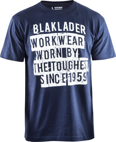 Blaklader 91591042 T-shirt Toughest since 1959 Limited-1
