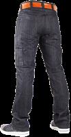 CrossHatch Spijkerbroek Toolbox-B - Antraciet-28-30-2