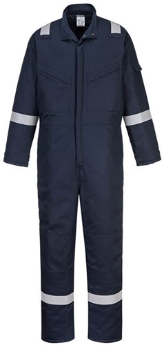 Portwest FR52 Padded Antistatic Coverall