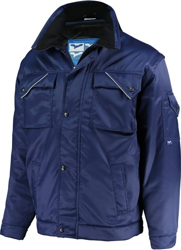 Orcon Moers Classics D15 Jas-S-Donkerblauw