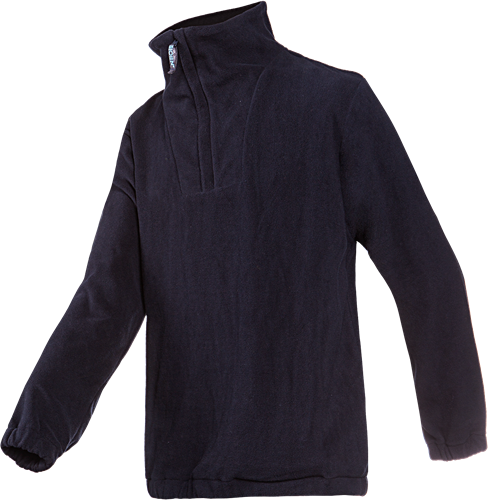 Sioen Urbino Fleece Sweater met ARC bescherming-S-Marineblauw