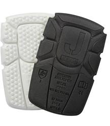 Jobman 9945 Kniebeschermers wit/zwart