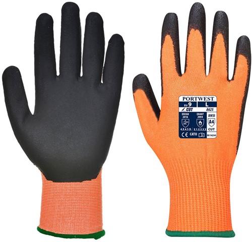 Portwest A625 Vis-Tex PU Cut Resistant Glove