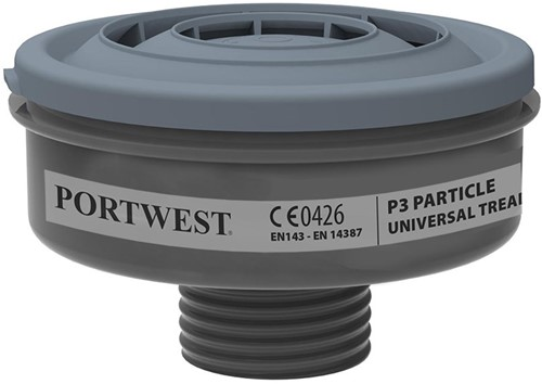Portwest P946 P3 Particle Filter  (6 stuks)