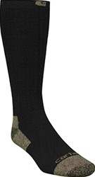 Carhartt Steel Toe Work Boot Sock (6 pack)