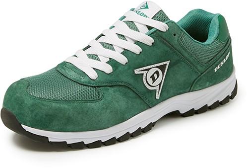 Dunlop Flying Arrow Lage Veiligheidssneaker S3 - groen-36
