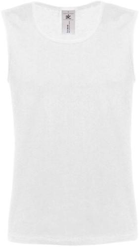 B&C Athletic move T-shirt-Wit-M