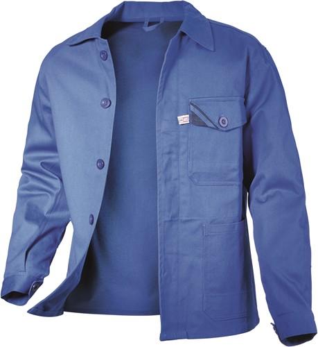 PKA Werkjas Basic Plus - Korenblauw